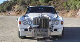 Worlds Craziest Rolls Royce Silver Shadow Test Drive 1
