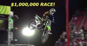 1000000 in a dirt bike race 11