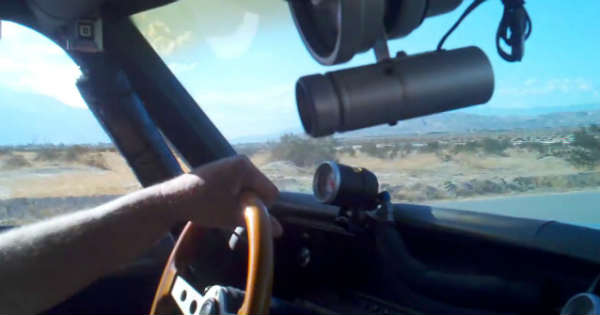 1300HP 1970 Chevelle Getting Sideways 2