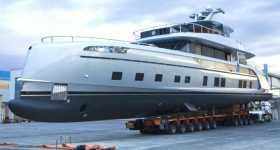 16 Million PORSCHE Hybrid Yacht 11