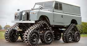 1958 Tank Land Rover 109 Series II 1
