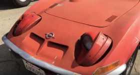 1971 Opel GT 11