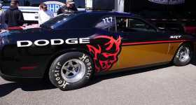 2018 SRT Demon Drag Track 1