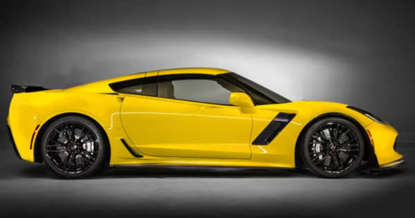 2019 Mid Engine Corvette Out In Public Muscle Cars Zone
