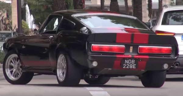 625HP 1967 Mustang Shelby GT500 Eleanor 2