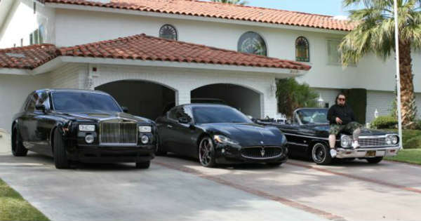 Austin Chumlee Russell Home Car Collection 1