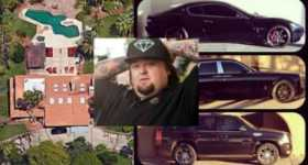 Austin Chumlee Russell Home Car Collection 2