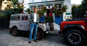 Billionaire Jim Ratcliffe Create Successor Land Rover Defender 2