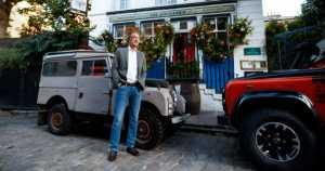 Billionaire Jim Ratcliffe Create Successor Land Rover Defender 2