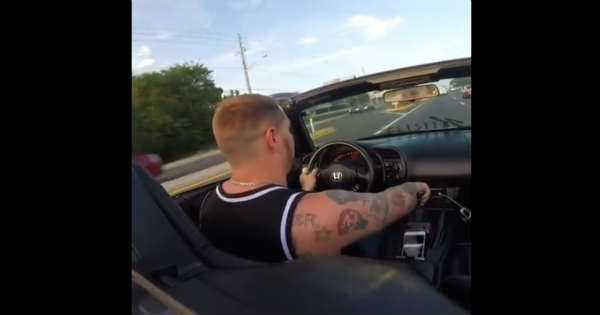 Check Out This Amazing Street Race 1