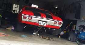 Chevy Chevelle 555 Big Block Amazing Cold Start 1
