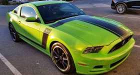 Dealership Mistake Mustang BOSS 302 1