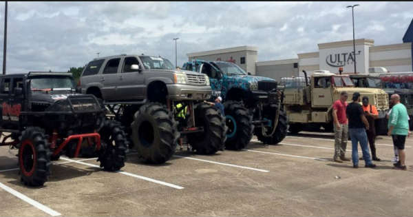 Diesel Brothers Collected Supplies Lend Lifted Trucks with the Power Of Social Media 2