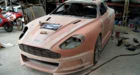 Ferrari Lamborghini Aston Martin Many More Fake Supercars Made in Thailand 1