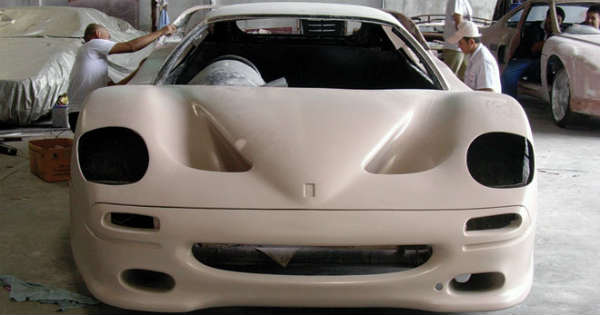 Ferrari Lamborghini Aston Martin Many More Fake Supercars Made in Thailand 2