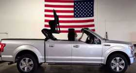 Ford F-150 Convertible by NCE 1