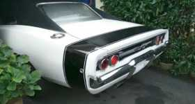 Furious 1968 Dodge Charger Cold Start 1