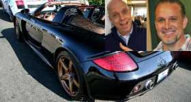 Here is How Jesse James Stole a Scott Hamiltons Porsche 1