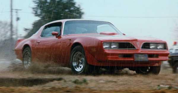 Hooper 1978 Classic Car Movie Pontiac TransAm 1