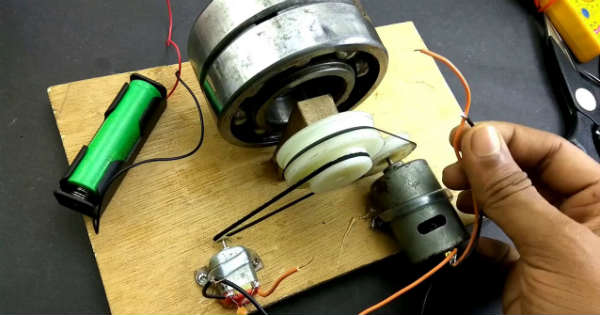 how you make free energy generator without battery 2