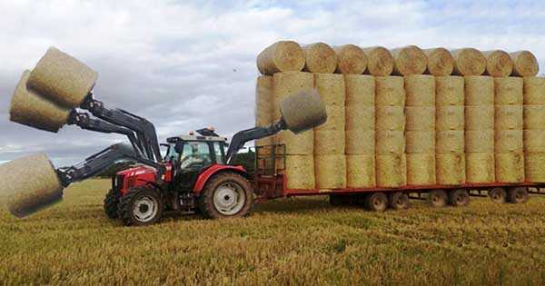 Incredible Bale Handling Machines 2