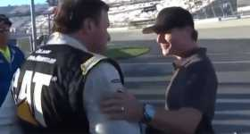 Jeff Gordon Ryan Newman Dover Finish 11