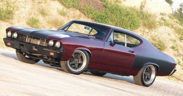 LS Powered 1968 Chevy Chevelle Ready for the Bull Run Rally 2