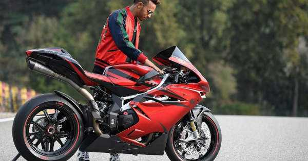 Lewis Hamilton Motorbike mv agusta Custom Bike 4