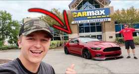 Modified Mustang GT carmax 1