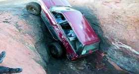 Modified Subaru ATV Conquers Mickeys Hot Tub In Moab Like A Boss 21