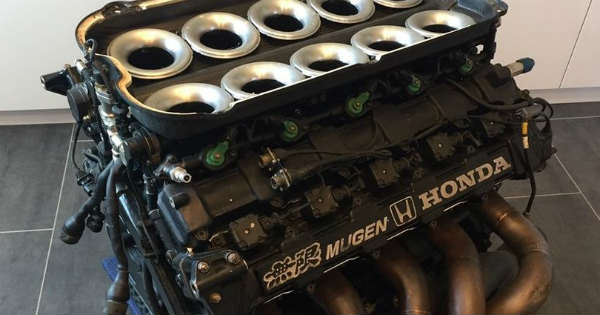 Mugen-Honda V10 Formula 1 Engine Up For Sale For 10000 2