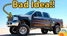 Never Ever Try Out These Truck Mods 1