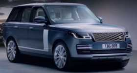 New 2018 Range Rover Best One Yet!