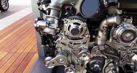 New Duramax Engine Chevrolet Sierra Siverado HD 1