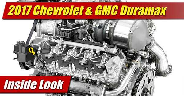 New Duramax Engine Chevrolet Sierra Siverado HD 2