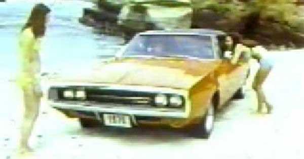 Old School Dodge Commercial Vintage 1