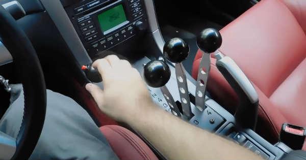 Pontiac GTO With Kilduff Shifter 1