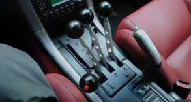 Pontiac GTO With Kilduff Shifter 2
