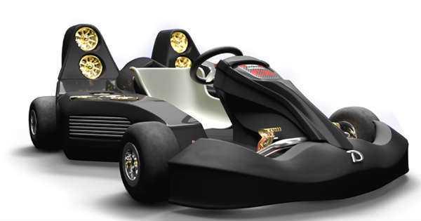 Presenting You The Fastest Go-Kart Ever Made 1