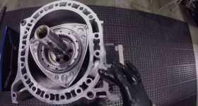 Rebuilding A 13B Rotary Engine 11