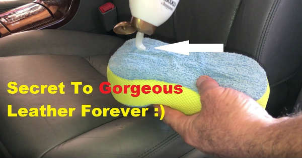 SEE Our Secrets To Make Leather Last FOREVER 2