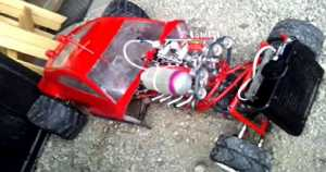 Super Powered V8 RC Car 11