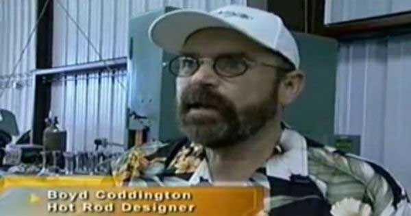 TLC American Hot Rod Star Boyd Coddington 2
