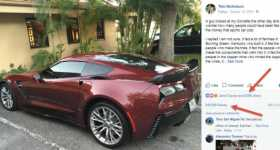 The Amazing Reply By Corvette Owner Went Viral 11