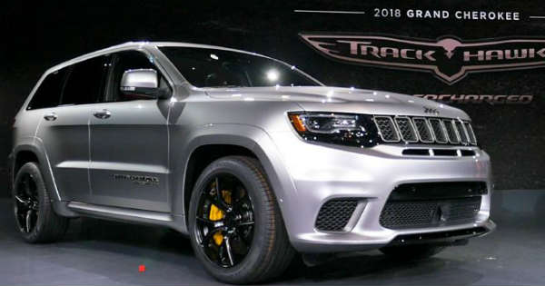 The Jeep Cherokee Trackhawk Is Faster Than The Dodge Demon 2