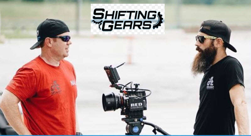 The Legendary Aaron Kaufman Is Back On Tv With Shifting Gears Muscle Cars Zone