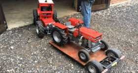 These Homemade Tractors Look Absolutely Stunning 1