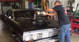 This Blown 1963 Chevrolet Impala Sounds Absolutely Glorious 1