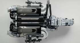 This Detailed 14 Scale Bugatti Chiron Engine Costs 10000 1