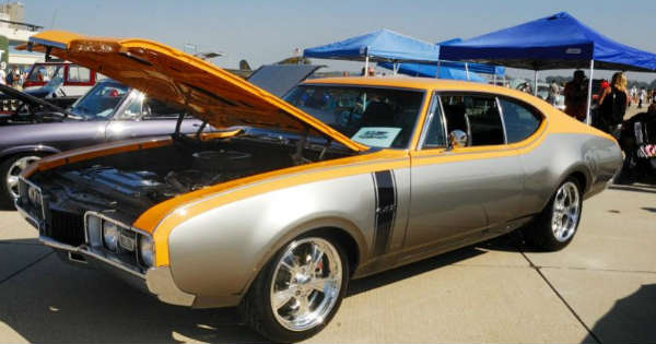 This Oldsmobile 442 Had The Worst Overhaulin Experience 2